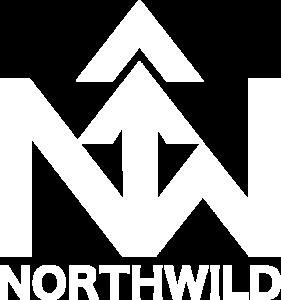 Northwild Name Logo White