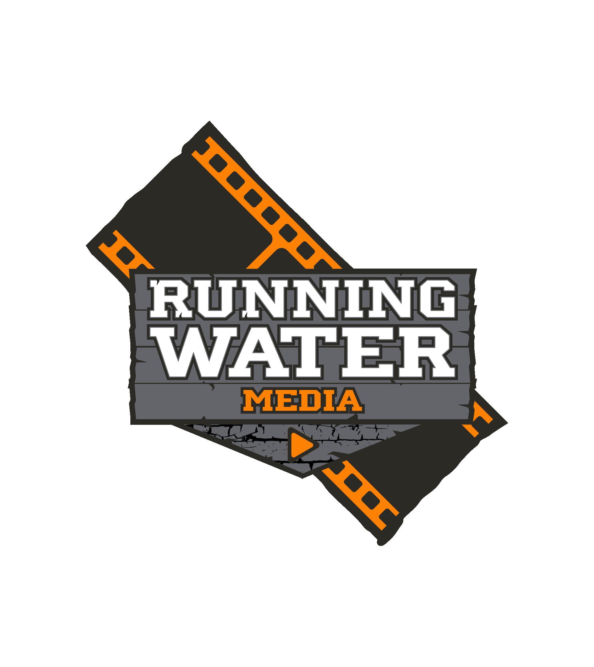 Running Water Logo Design 2019-05